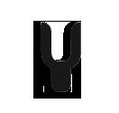 Logo maroquinerie IZAHO Madagascar ombré