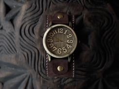 Bracelet de montre en cuir Madagascar 5