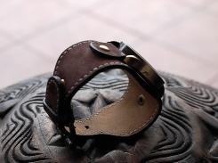 Bracelet de montre en cuir Madagascar 6