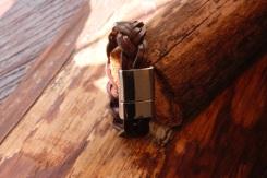Bracelet en cuir de zébu - Atelier IZAHO - Madagascar 17