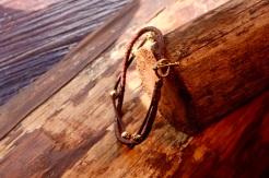 Bracelet en cuir de zébu - Atelier IZAHO - Madagascar 18