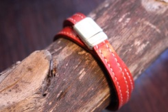 Bracelets All Road - Izaho - bracelet en cuir de Madagascar 12