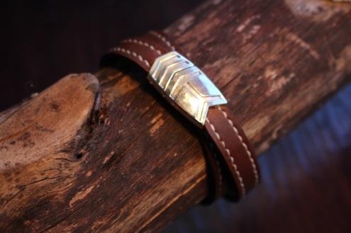 Bracelets All Road - Izaho - bracelet en cuir de Madagascar 14