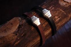 Bracelets All Road - Izaho - bracelet en cuir de Madagascar 22