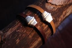 Bracelets All Road - Izaho - bracelet en cuir de Madagascar 23