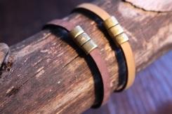 Bracelets All Road - Izaho - bracelet en cuir de Madagascar 26