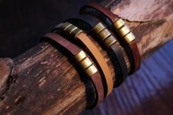 Bracelets All Road - Izaho - bracelet en cuir de Madagascar 27