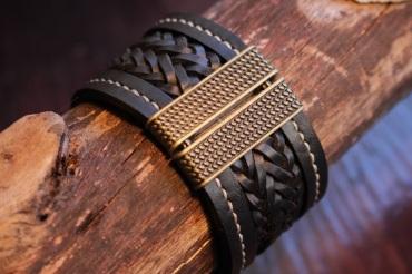 Bracelets All Road - Izaho - bracelet en cuir de Madagascar 4