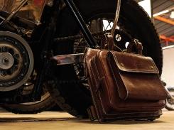 Sac à dos en cuir motard Madagascar IZAHO 10