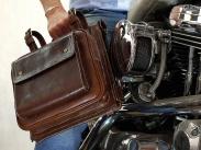 Sac à dos en cuir motard Madagascar IZAHO 2