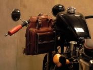 Sac à dos en cuir motard Madagascar IZAHO 4