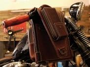Sac à dos en cuir motard Madagascar IZAHO 6