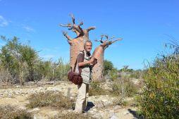 Sac Photo en cuir - pierrot Men, Madagascar 2