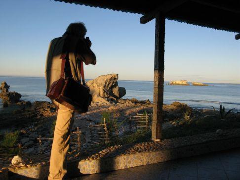 Sac Photo en cuir - pierrot Men, Madagascar 4