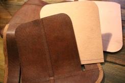 Sac en cuir de Youtta, cuir de zébu - maroquinerie Madagascar 11