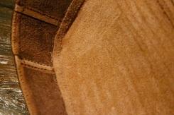Sac en cuir de Youtta, cuir de zébu - maroquinerie Madagascar 14