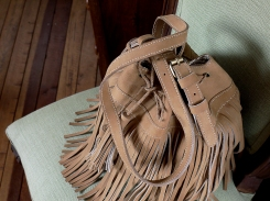 Le sac de Mlle Lili - nubuck de zébu de Madagascar 3