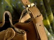 Le sac de Mlle Lili - nubuck de zébu de Madagascar 5