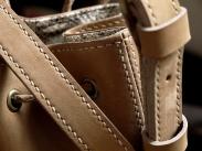 Le sac de Mlle Lili - nubuck de zébu de Madagascar 6