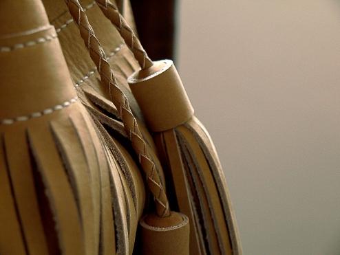 Le sac de Mlle Lili - nubuck de zébu de Madagascar