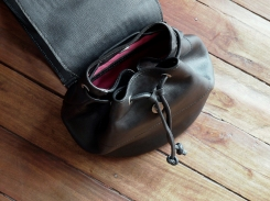 Le p'tit sac à dos en cuir de Vanessa - Izaho Madagasca 10