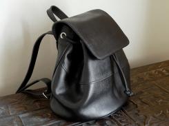 Le p'tit sac à dos en cuir de Vanessa - Izaho Madagasca 11