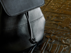 Le p'tit sac à dos en cuir de Vanessa - Izaho Madagasca 4