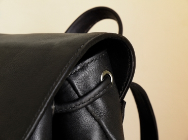 Le p'tit sac à dos en cuir de Vanessa - Izaho Madagasca 8
