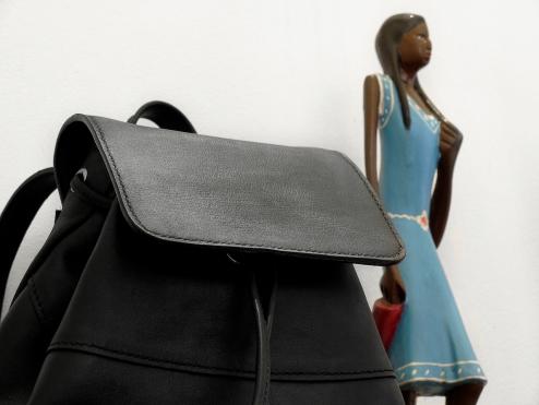 Le sac à dos de Vanessa