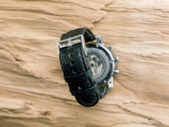 Bracelet en cuir sur mesure, maroquinerie Izaho Madagascar 2