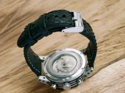 Bracelet en cuir sur mesure, maroquinerie Izaho Madagascar 6