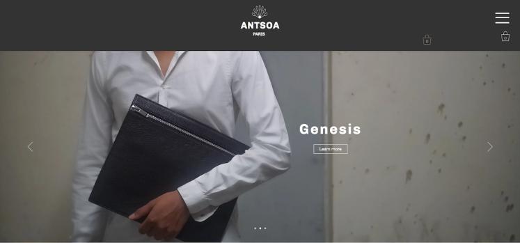 Collaboration Antsoa Paris et IZAHO Madagascar - Maroquinerie de luxe 2