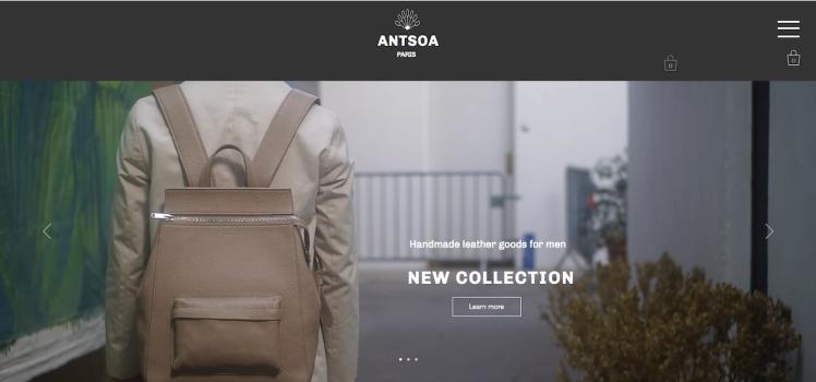 Collaboration Antsoa Paris et IZAHO Madagascar - Maroquinerie de luxe
