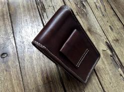 Petite sacoche de ceinture en cuir - Maroquinerie Izaho - Madagascar 4