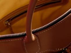 Sac de Mme Vounih, sac ou cabas en cuir, Maroquinerie Izaho Madagascar 11