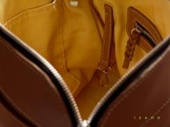 Sac de Mme Vounih, sac ou cabas en cuir, Maroquinerie Izaho Madagascar 12