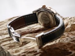 Bracelet en cuir de montre Breitling, Maroquinerie Madagascar 5